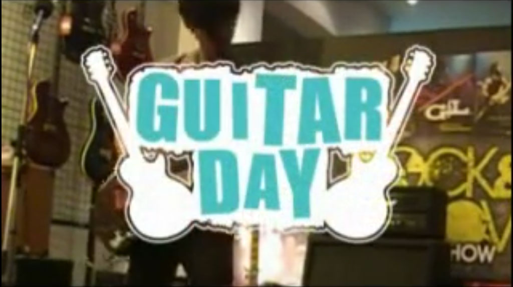 Melodia Guitar Day