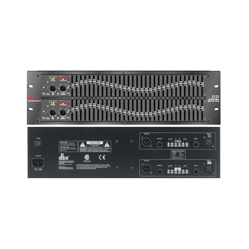 DBX Graphic Equalizer 2231