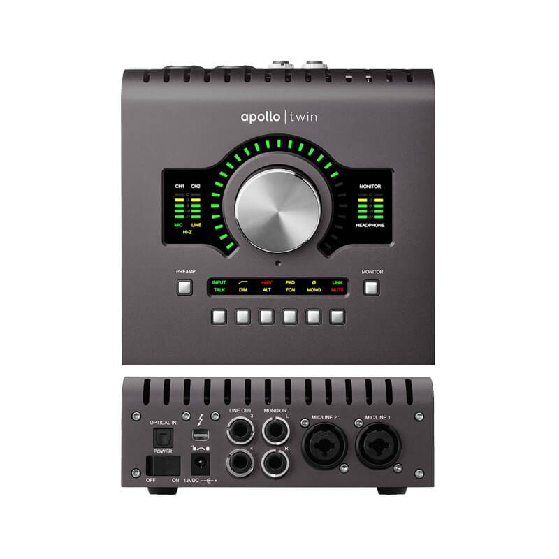 Universal Audio Apollo Twin Solo MK II