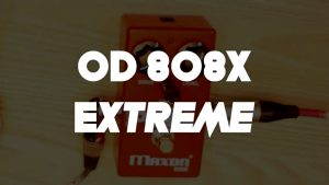 PEDAL APA SIH? | Maxon OD 808X Extreme | Overdrive | Review with Gugun GBS