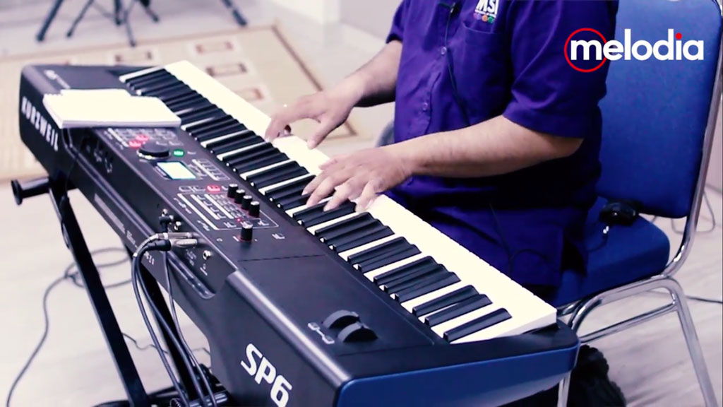 PIANO APA SIH? | Kurzweil SP6 | Stage Piano | Feat. Jaga from Music School of Indonesia