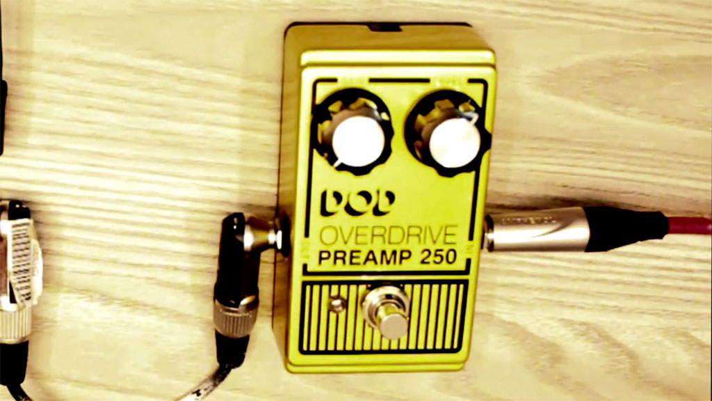 PEDAL APA SIH? | DigiTech DOD 250 | Overdrive Preamp | Review with Gugun GBS
